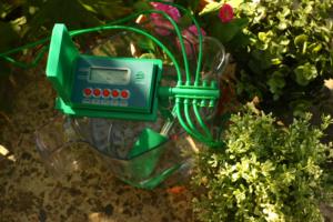 Устройства для капельного полива автоматика