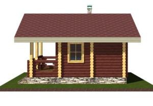 Проектирование и строительство деревянной бани